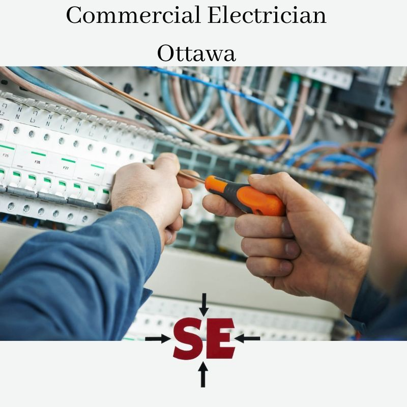 Commercial Electrician Ottawa Commercial Electrician Electrician Commercial