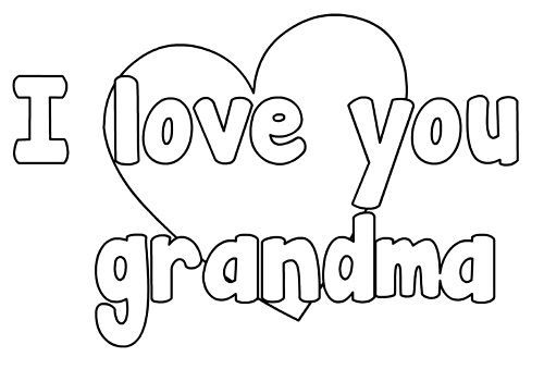 Top 100 Happy Birthday Grandma Sayings Wishesgreeting Birthday Coloring Pages Mothers Day Coloring Pages Fathers Day Coloring Page