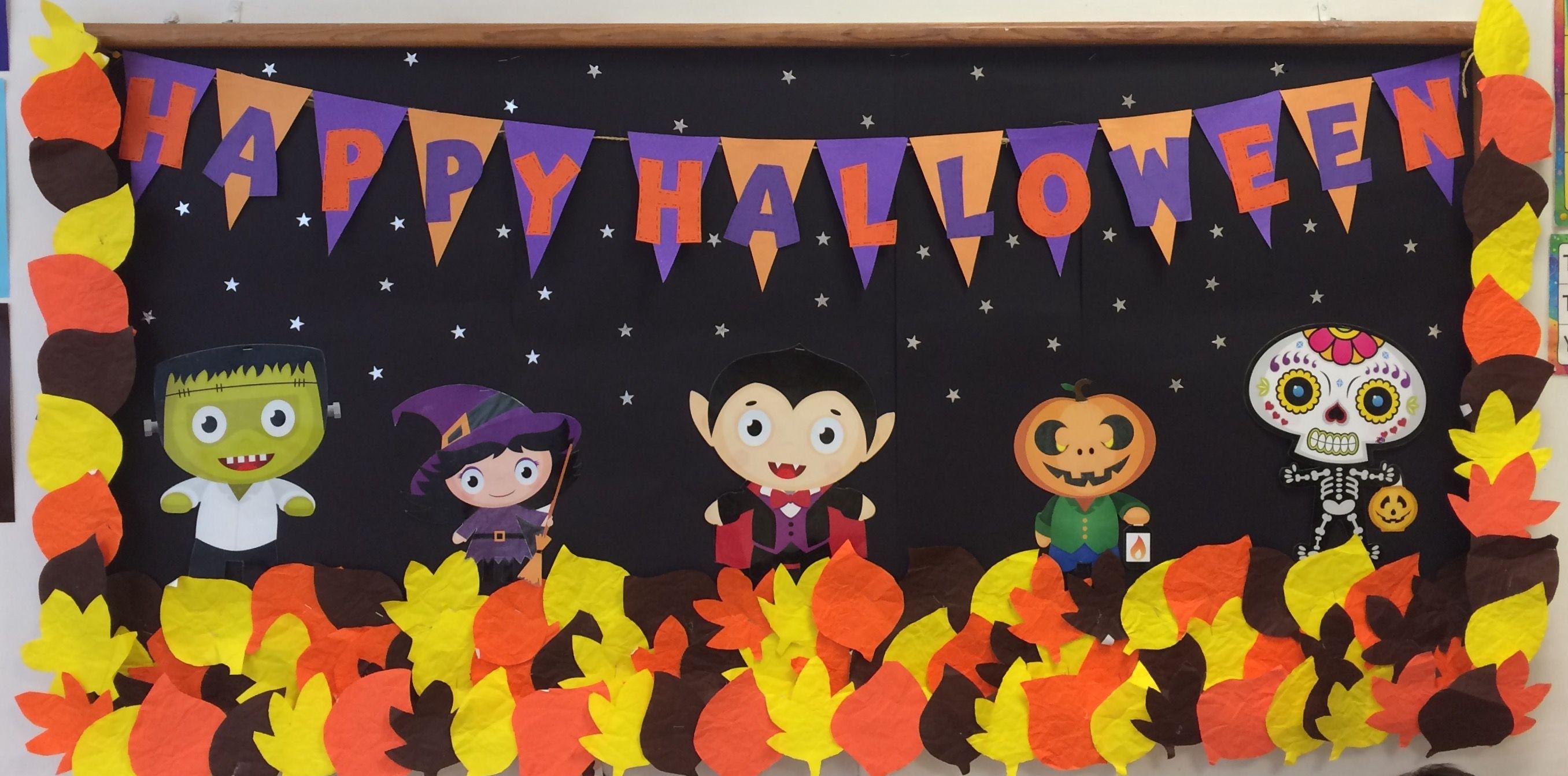 *Miss Martha's Bulletin boards Halloween Bulletin board 2015