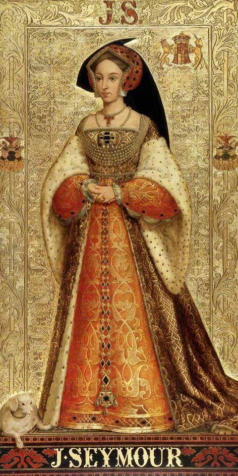 Photo of Portraits of 16th century ladies by Richard Burchett 1815–1875) at Palace of W…