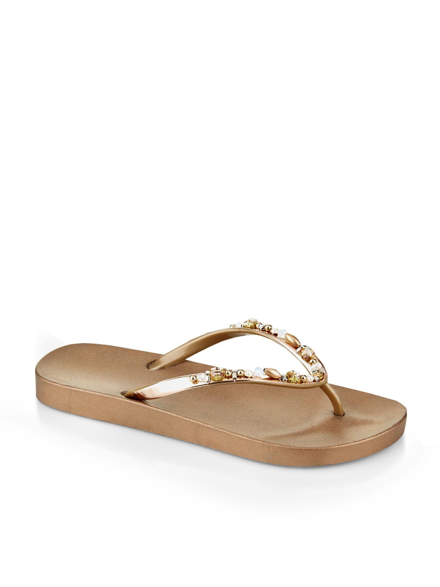987cb6f622ccb5 Accessorize Irina sparkle eva flip flops