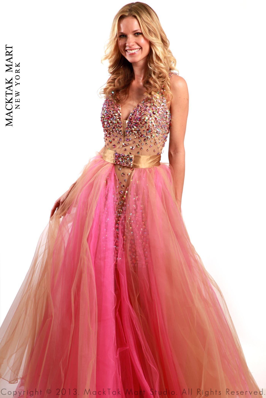 Sherri Hill 21103 Dress $798.00 | MackTak Pink | Pinterest ...