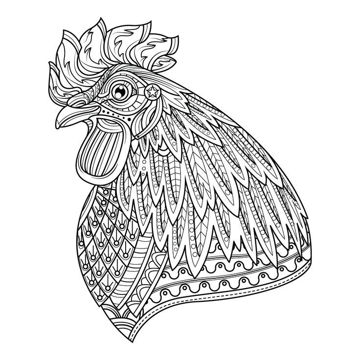 Adult Coloring Pages Can Be A Great Way To De Stress Especially