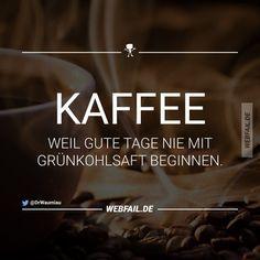 Warum auch #quotesaboutcoffee