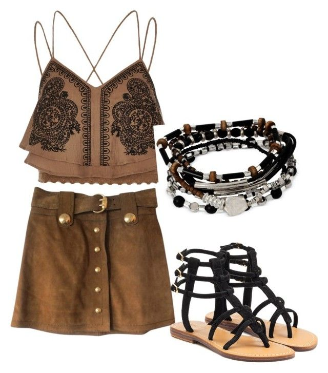 """""""Untitled #190"""" by princesssheryl1 on Polyvore featuring River Island, Gucci, Mystique and Kenneth Cole"""