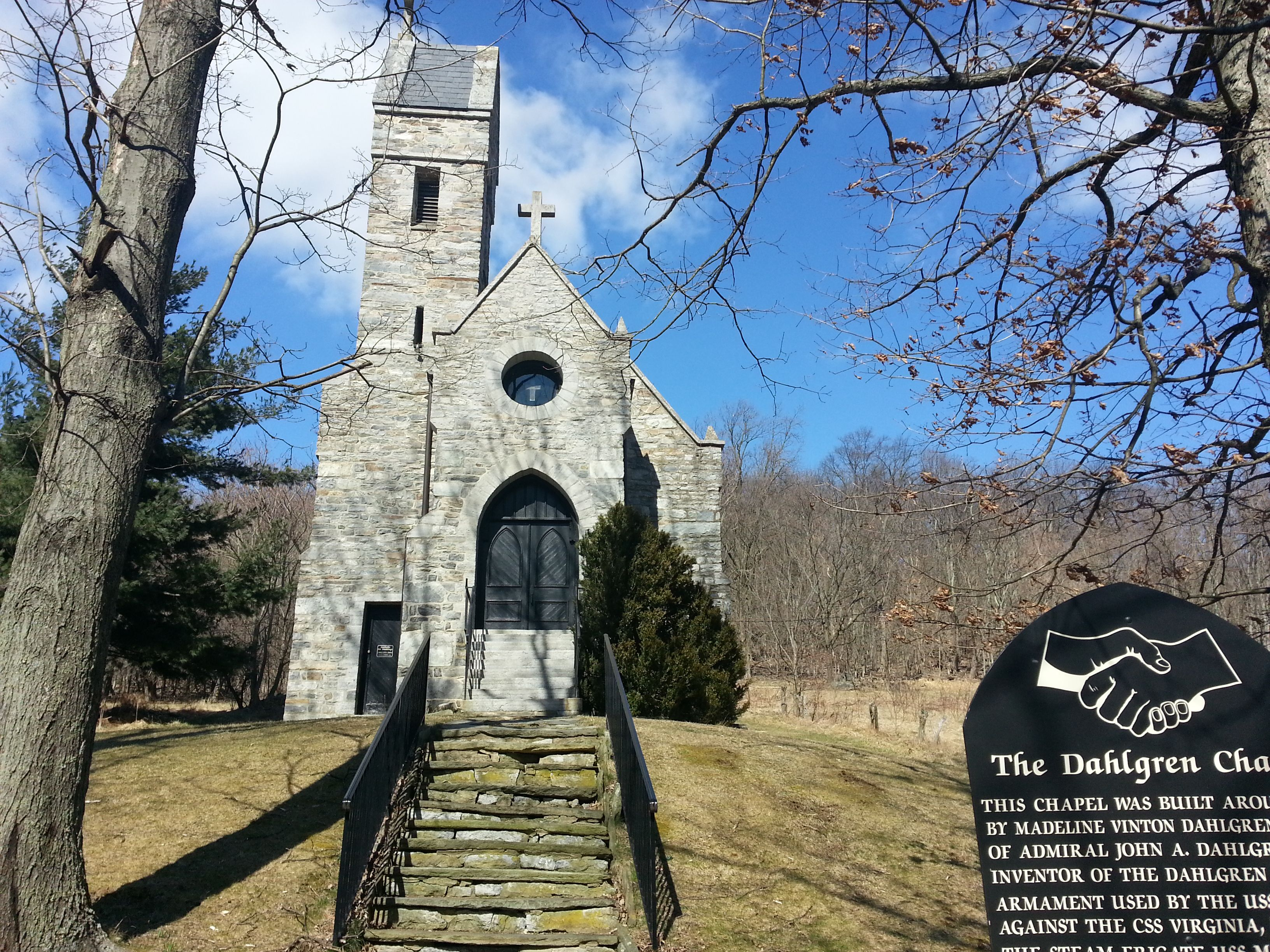 Dahlgren Chapel, South Mountain, Boonsboro, MD (With images ...