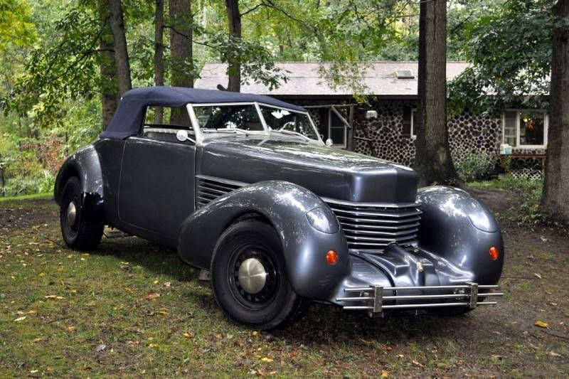 1937 Cord 812 Convertible For Hemmings Motor News