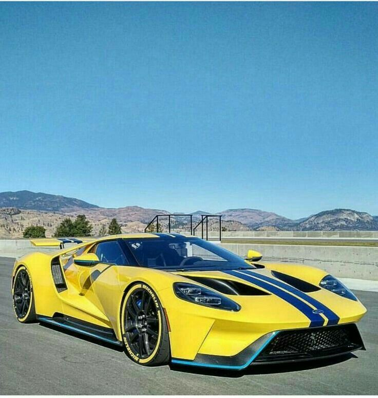 Ford Gt, Cars, Ford Gt 2017