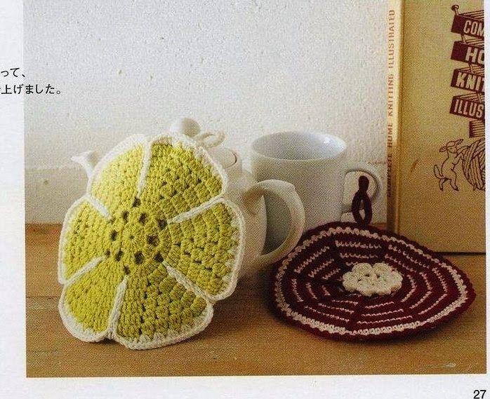 Todo crochet   Agarraderas, Crochet fácil y Patrón gratis