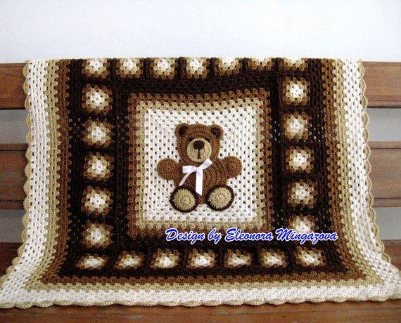 Pdf Adorable Crochet Pattern To Make Your Own Crochet Teddy Bear