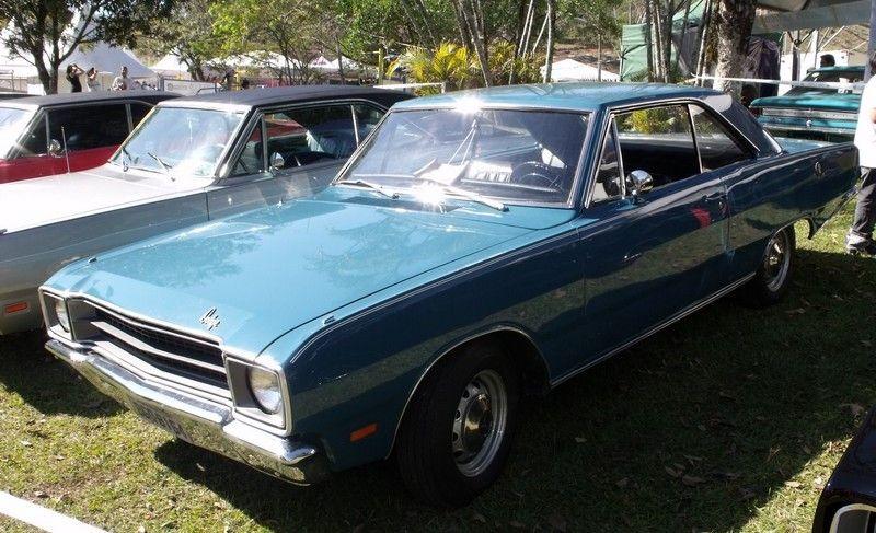 4223575baa5 Chrysler Dodge Dart 1974. De Porto Alegre até Curitiba eram no mínimo 6  paradas para abastecer. hehhehe. Eram outros tempos