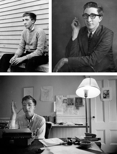 """""""Most of our lives are basically mundane and dull, and it's up to the writer to find ways to make them interesting.""""—John Updike"""