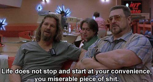 Big Lebowski Quotes Classy The Big Lebowski  Lol  Pinterest  Movie Dudeism And Movie Tv