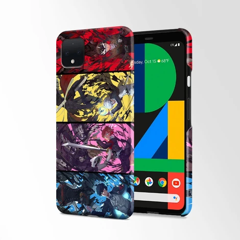 Persona 5 All Characters Wallpapers Google Pixel 4 Xl Case Casacases In 2020 Character Wallpaper Pixel Case