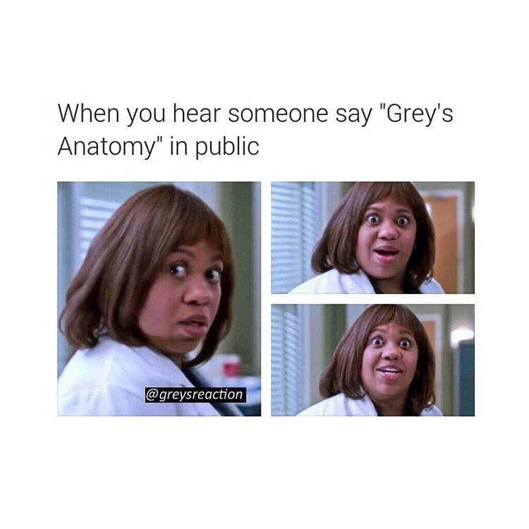 Pin von Brii Padilla auf Grey\'s Anatomy! | Pinterest | Lustige ...