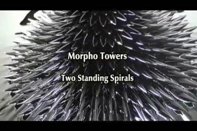 Ferrofluid- liquidy  fractal