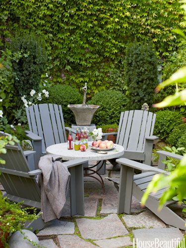 Here S How To Make Your Patio Look Luxe No Matter The Size Outdoor