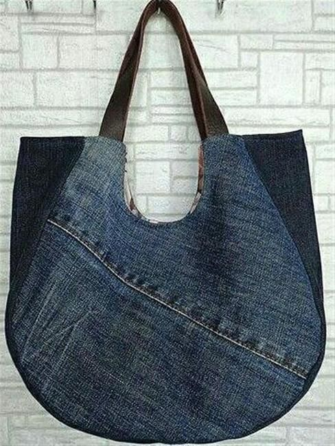 DIY Denim Home Decorations and Fashion Accessories, Recycling Old Jeans to Save Money