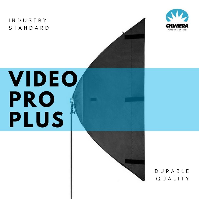 Chimera Video Pro Lightbanks (Model 8145) are the industry standard ...