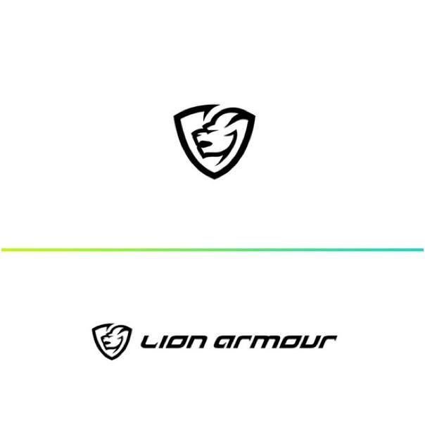 Lion Armour Shield logo