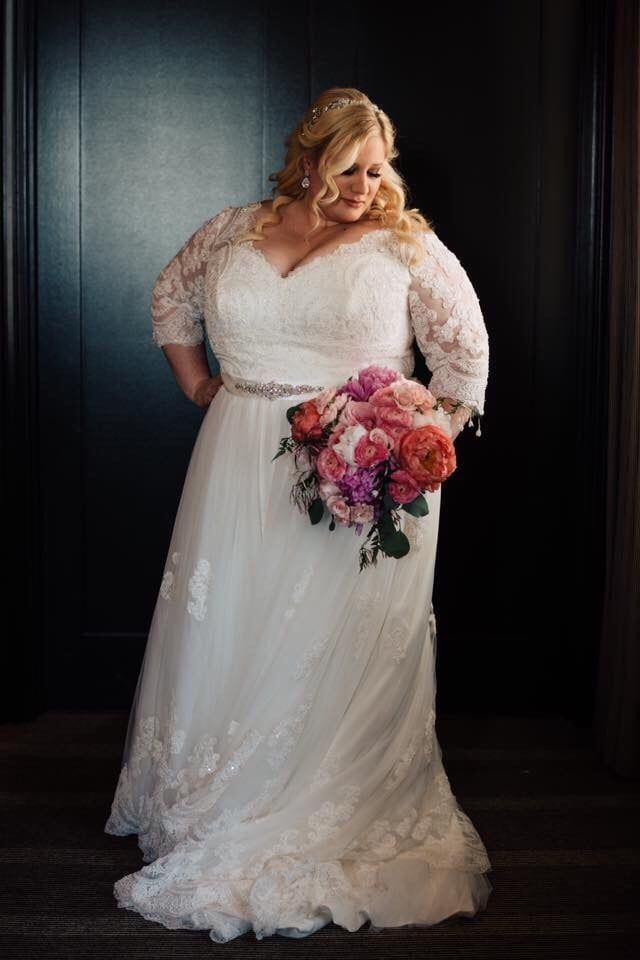 b1e1520049 Alfred Angelo Closed It s Doors What s a Curvy Bride to Do  http
