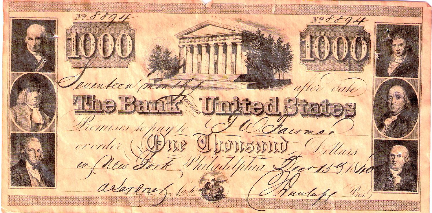 FilePromissory Note  Nd Bank Of Us Jpg  Typography