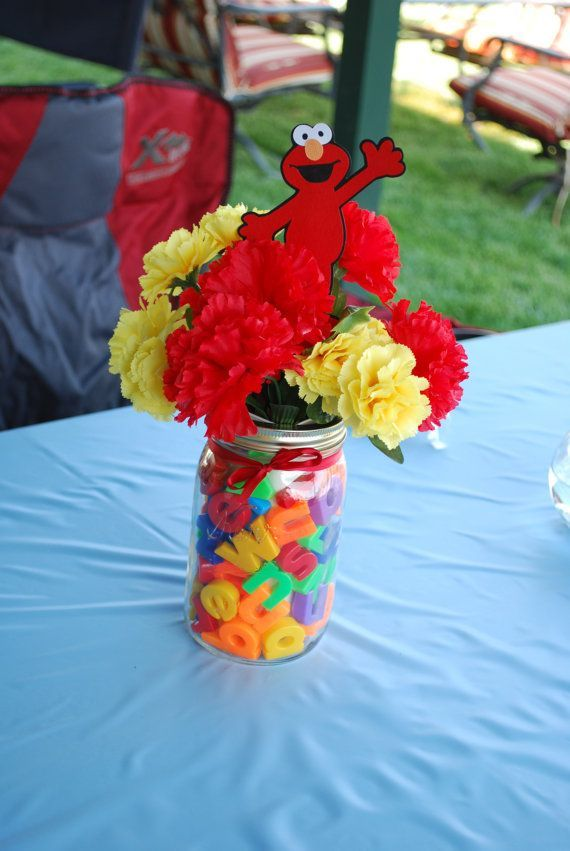 25 best ideas about Elmo party decorations on Pinterest Home