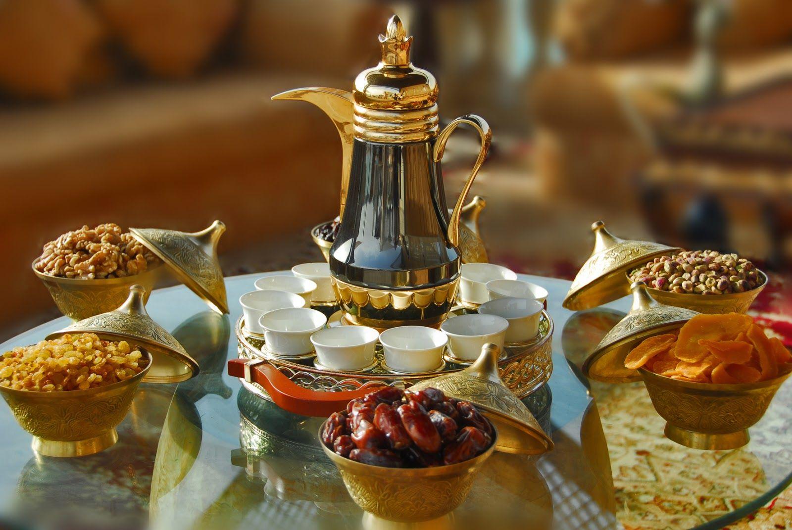 The Silver Kick Diaries Healthy Eating In Ramadan Arabic Coffee Iftar Arabic Sweets
