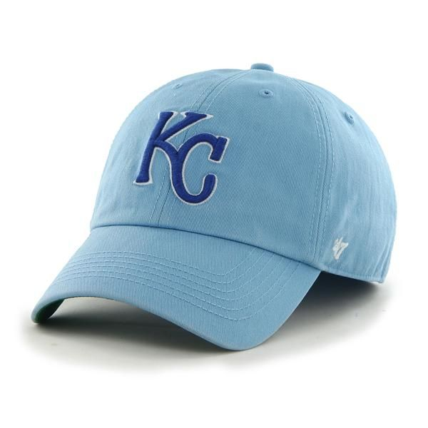 the latest f280d 2d6dd Kansas City Royals Franchise Columbia 47 Brand Fitted Hat