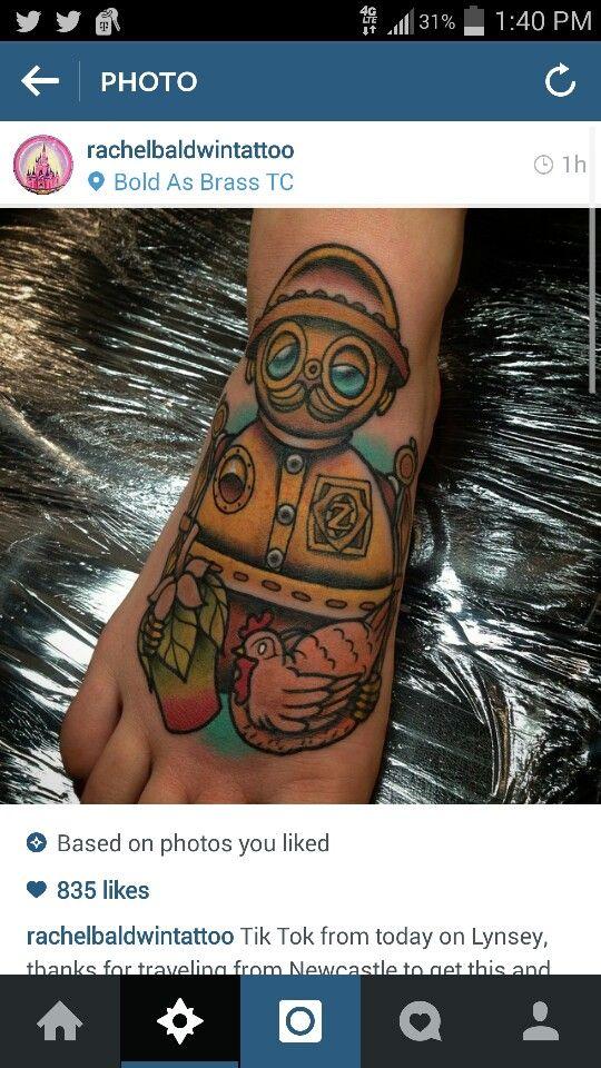 Tiktok Tattoo Steps: Inspirational Tattoos, Frida