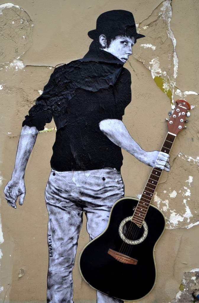 Orphée   Street art