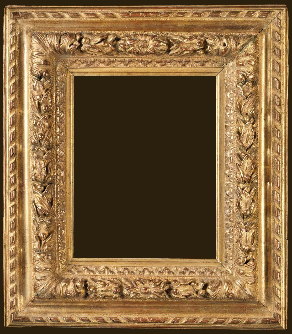 Louis Xiii 19th Century 14 3 4 X 11 1 2 X 5 Antique Picture Frames Antique Frames Painting Frames