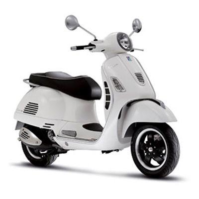 Vespa GTS300 Super - White