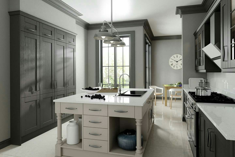 Pin de Beatrice en Spaces Where Eating Is A Pleasure: Kitchens ...