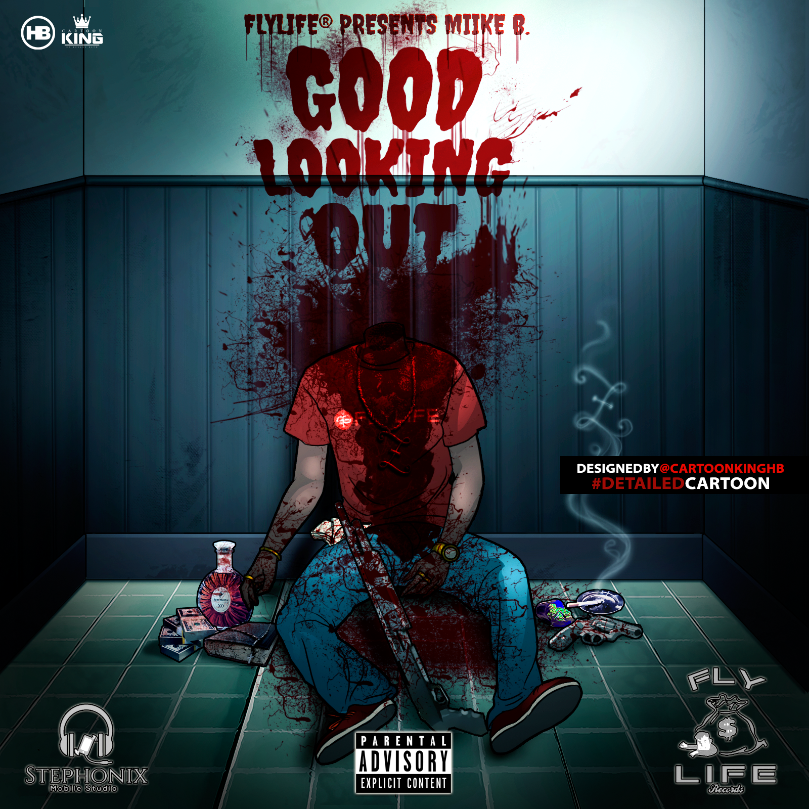 The Hottest Mixtape Cover Designers On The Planet Get Yours