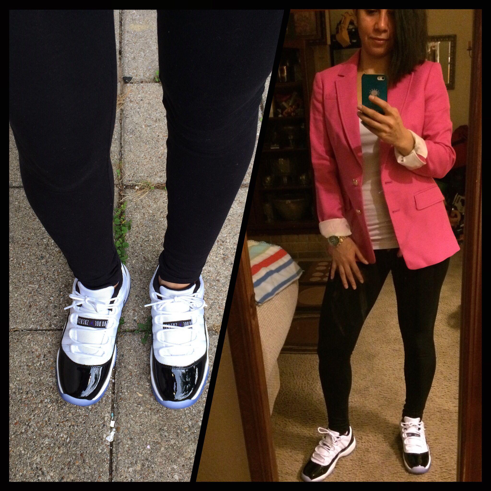 retro 11 outfit
