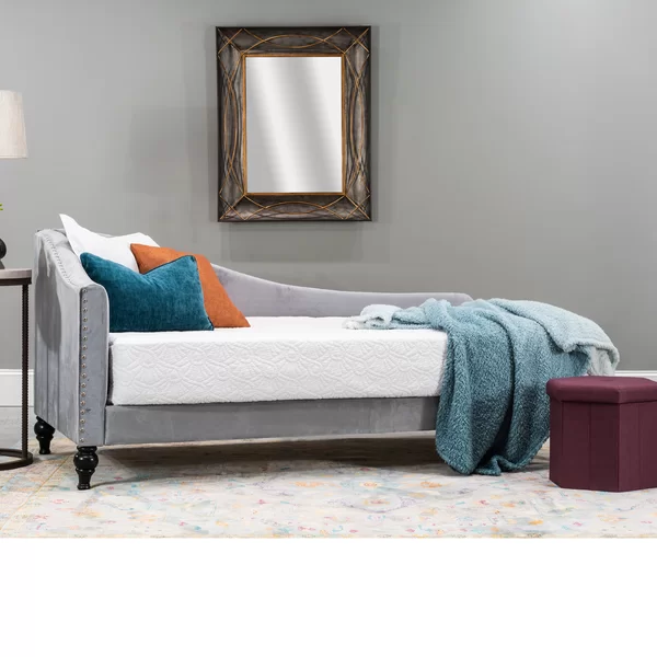 Brammer Twin Daybed Daybed, Daybed with trundle, Fluffy
