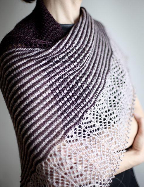 Spotlight pattern by Janina Kallio | Capuchas, Bufanda cuello y Chal