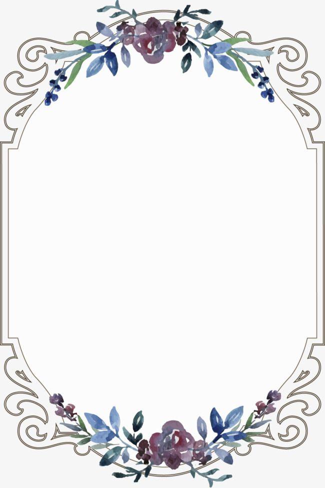 Flores,Moldura,Estilo europeu,Convites de Casamento. | Casamento ...