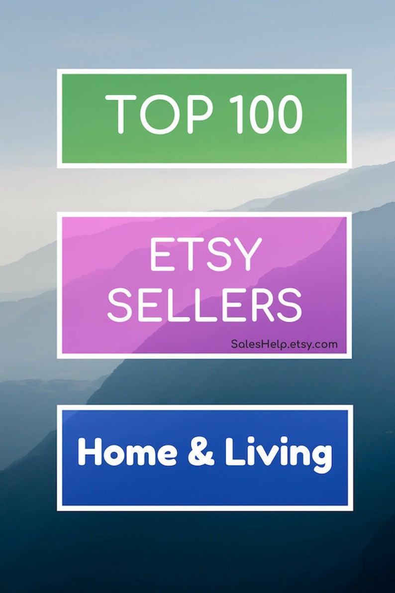 Top Etsy Sellers HOME & LIVING Best on Etsy Bestsellers Top | Etsy