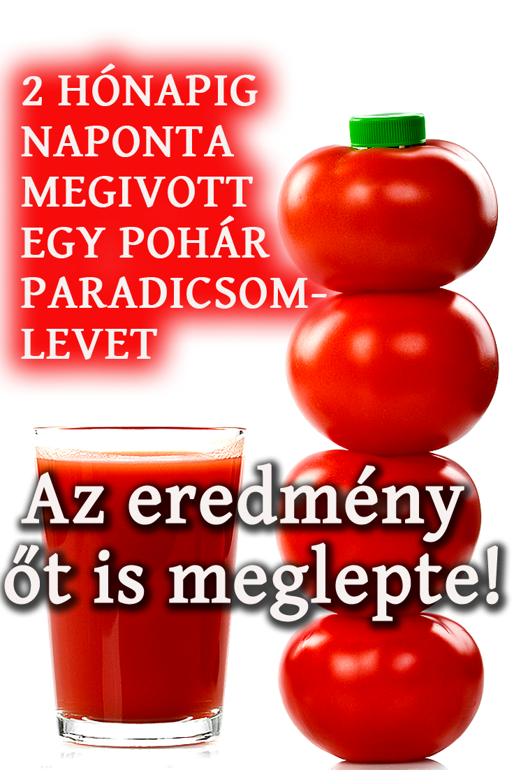 fogyni paradicsom)