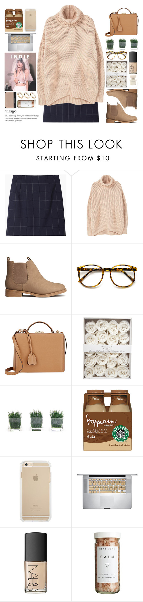 """""""Joshua Thomas – Paper Heart"""" by owlmarbles ❤ liked on Polyvore featuring Jacquemus, MANGO, H&M, Mark Cross, NARS Cosmetics, CB2, INDIE HAIR and ASOS"""