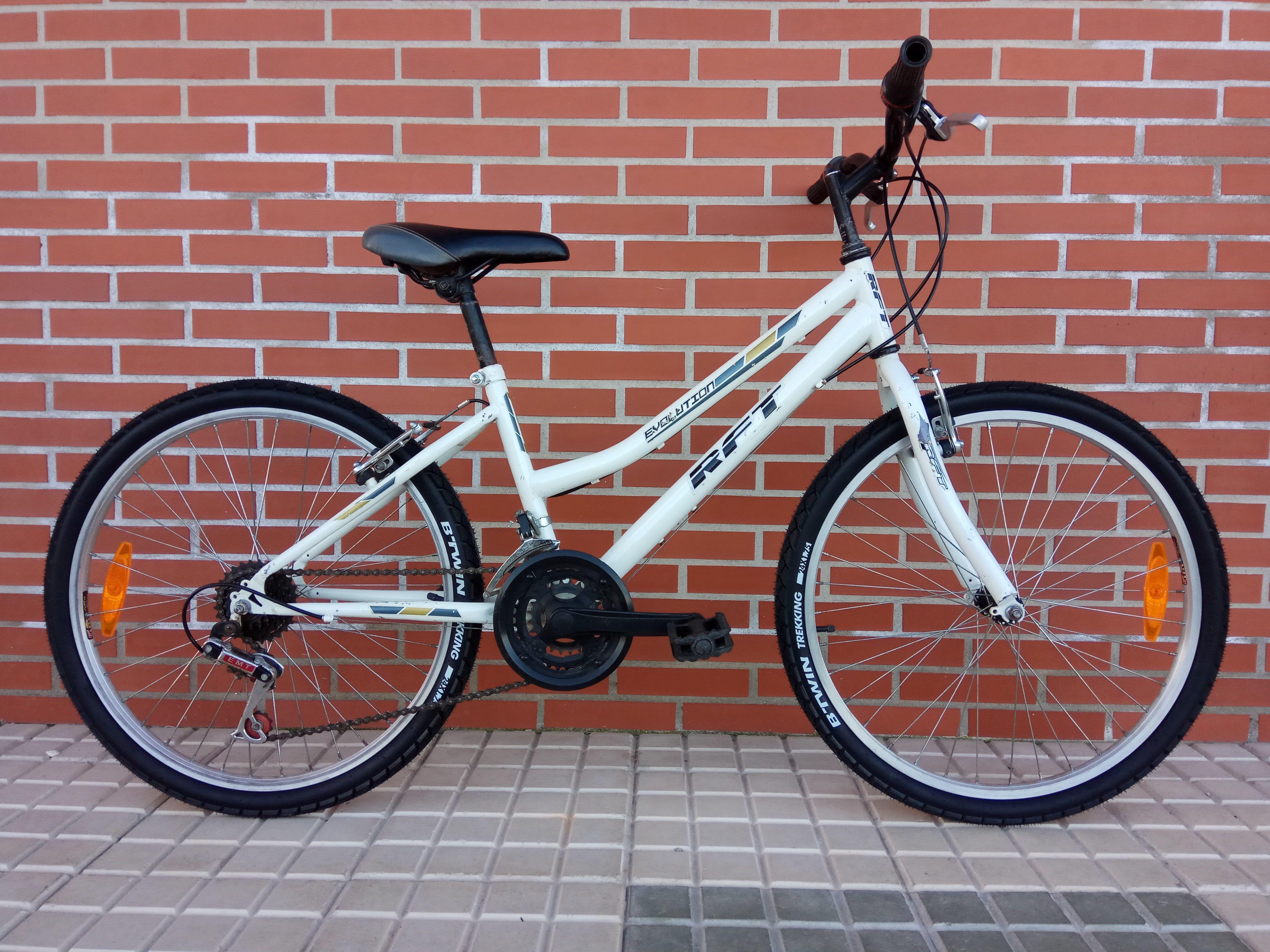 Bicicleta Rft Evolution 90€ MARCA: Rft MODELO: Evolution CLASE ...