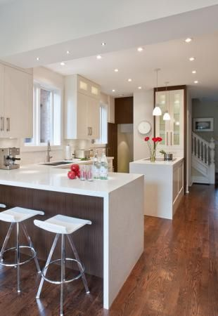 Kitchen Lighting Is Best Designed When Highlights Organize And