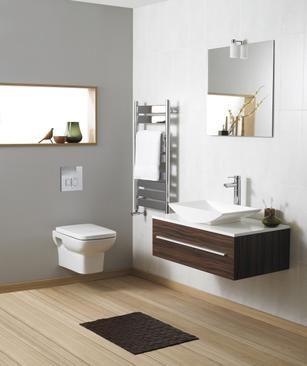Premier Bathroom Collection Furniture Equity Wall Hung 900mm Cabinet