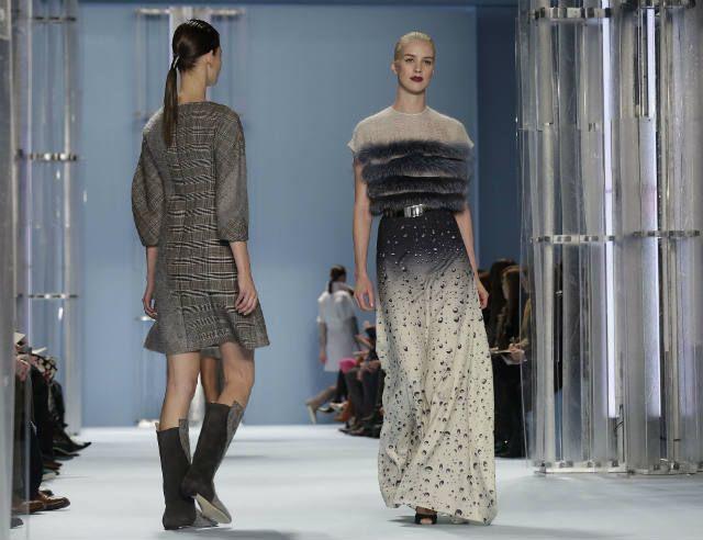 Carolina Herrera New York Fashion Week 2015 - Blogs lanacion.com