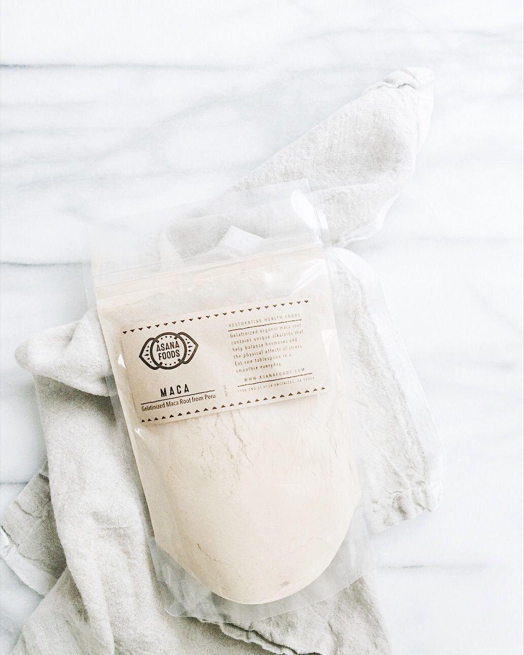 Vanilla Macca Latte