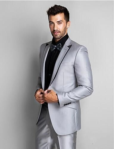 Cheap prom suits, Buy Quality party suit directly from China suit custom  Suppliers: Shiny