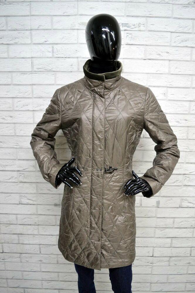 buy online 3d373 361e1 Cappotto Donna FAY Taglia XL Trench Giubbotto Parka Giacca ...
