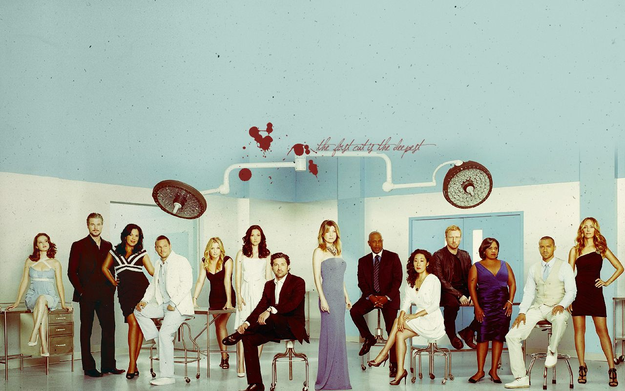 The entire Grey\'s Anatomy cast | Celeb Icons/Favs | Pinterest ...
